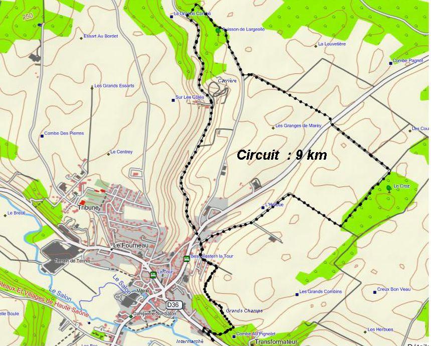 dampierre-parking-intermarche-lotissement-grands-champs-l-herbue-buisson-de-largeolle-chemin-du-tacot-9-km